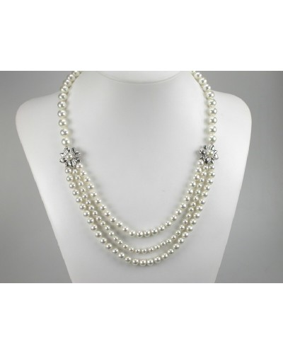 Collar Orquidea - 4311