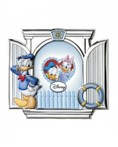 Portafotos Pato Donald - D264/4LC