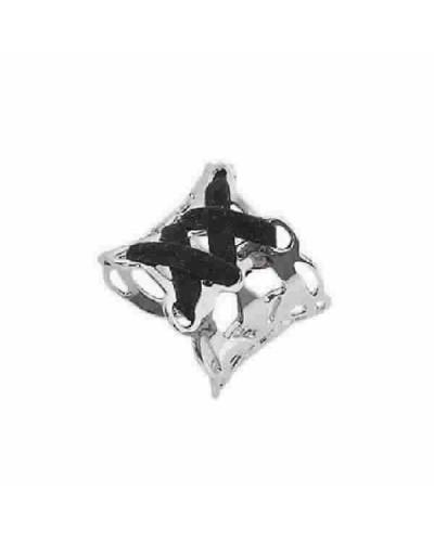 Anillo acero - XAN033