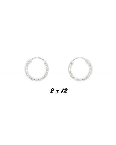 Pendientes plata - 00500616